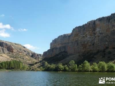 Piragüismo Hoces del Río Duratón;singles madrid selva de irati nacimiento del rio cuervo